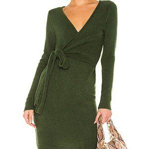 LPA Sean Wrap Dress